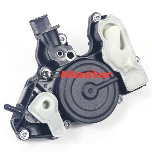 OEM Replacements PCV Valve Engine Crankcase Vent Valve Oil Separator for VW Audi 1.8T 2.0T Replace 06K103495 06K013495 06K103495