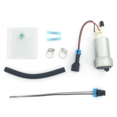 Racing Fuel Pump & Install Kit for Honda CIVIC F90000267 450LPH E85 F90000285 F9...