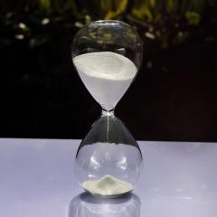 60 minutes sand hourglass