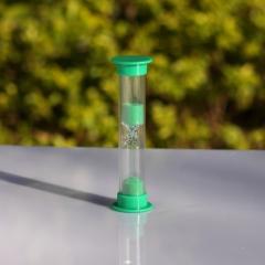 1 min  plastic sand clock