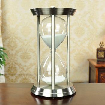 Brass Sand clock  60 minutes