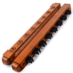CUESOUL CSCR001 Solid Wood Cue Rack