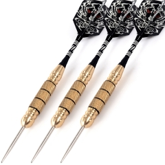 CUESOUL F1108 Awesome 22g Brass Steel Tip Darts