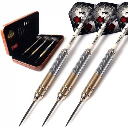 CUESOUL Dragon F2306 Fashionable 21 Gram Brass Steel Tip Darts