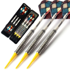 CUESOUL ST(L)-C3205 85% Natural Tungsten 16 Gram Soft Tip Darts