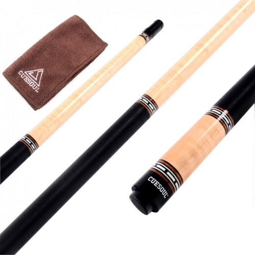 "CUESOUL CSTB010 58"" Professional Pool Cue Stick 19OZ"