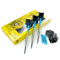 CUESOUL GLORY 22g/24g/26g 85% Tungsten Steel Tip Dart With Blue Dart Shaft