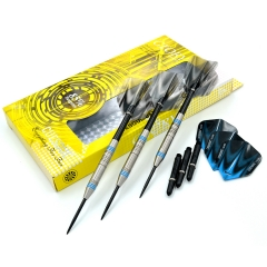 CUESOUL GLORY 22g/24g/26g 85% Tungsten Steel Tip Dart With Blue Lines