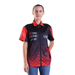 CUESOUL Breathable Dart Shirt Can be Personalised for Teams Dart Shirt-Loose