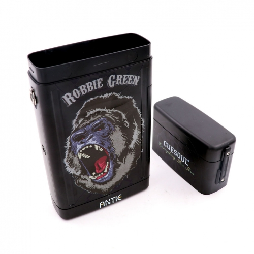 CUESOUL ROBBIE GREEN ANTIE Hard Dart Case