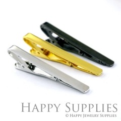 2pcs Nickel Free Concise Tie Clip (XJ164)