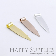 10pcs 19mm or 30mm Arrow Pendant Charms Connector