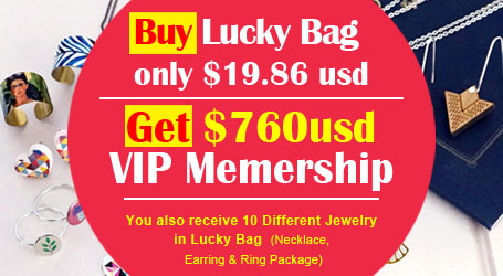 Buy Lucky Bag - Get 760usd VIP Membership