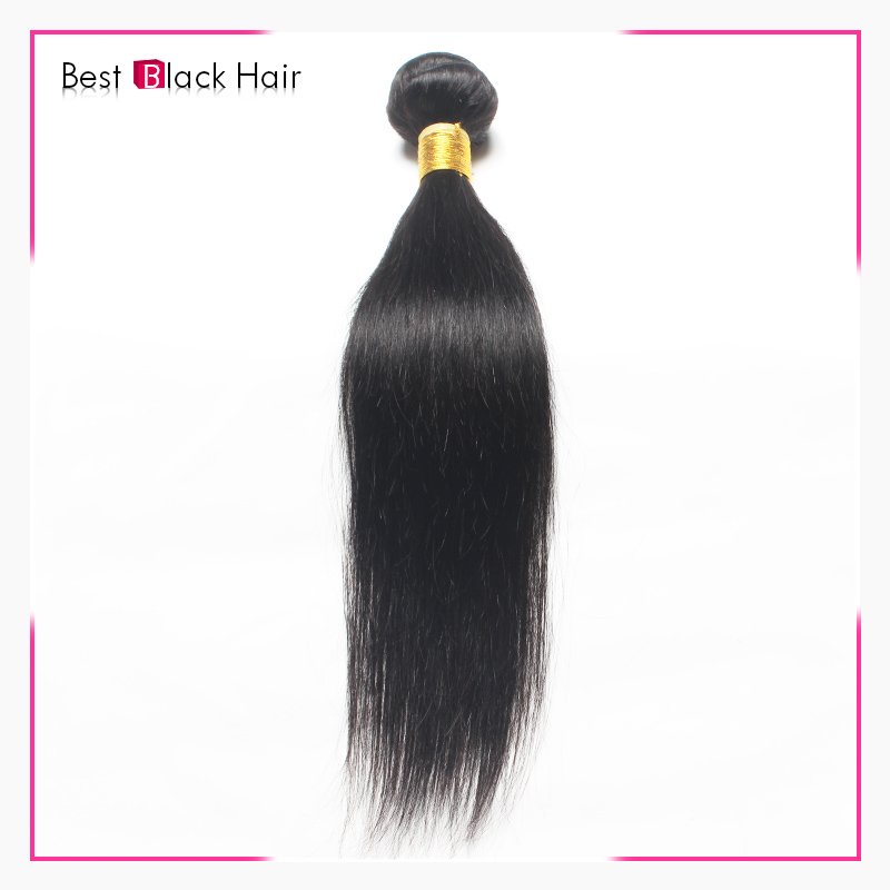 8 Inch 30 Inch Straight 100 Malaysian Remy Hair Weave Natural