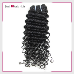 8-30 Inch Good Grade Full End Malaysian Hair Unprocessed Hair Extension Deep Wave