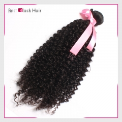 【Top Grade 1PC】Brazilian Kinky Curly Hot Sell Hair Weaves Kinky Curly Bundles 1PC Hair Weaves