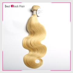 12-30 Inch #613 Honey Blonde Top Grade Body Wave virgin Hair Weave 100g/bundle