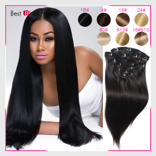 Best Clip In Hair Extensions Curly Hair Clip In Extensions Remy