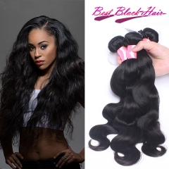 Super Grade 100% Unprocessed Peruvian Hair Body Wave 3 Bundles Free Shipping