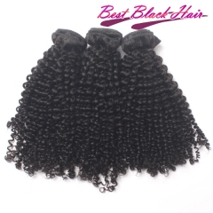 8-30 Inch Super Grade Soft Brailian human hair weave natural color