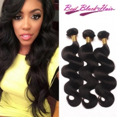 8-30 Inch Super Grade 100% Unprocessed Brazilian Hair Body Wave 3 Bundles Free Shipping