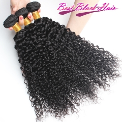 8-26 Inch Good Quality Cheap Human Hair Weave Jerry Curl 3 bundles/ 4 bundles  Free Shipping