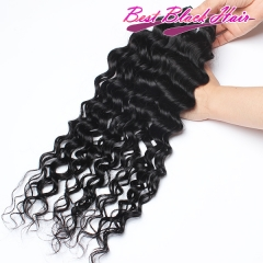 8-26 Inch Good Quality Cheap Human Hair  Water Wave Wave 3 bundles/ 4 bundles  Free Shipping