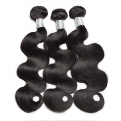 【12A 3PCS】Bundles Brazilian Body Wave Human Hair Bundles Hair Weave Bundles Human Hair Extensions 3Pcs