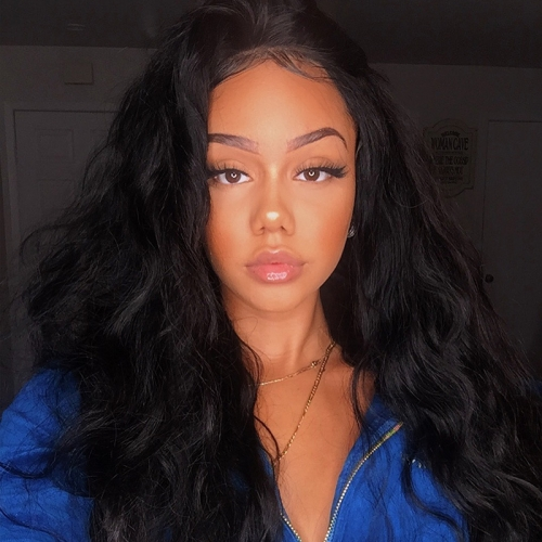 Body Wave Full Lace Wig Human Hair Wigs Full Body Wave Lace Wig