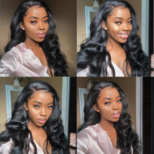 360 FRONTAL CLOSURE WIG WITH 250% DENSITY THICK LACE WIG CUSTOMIZE 3 DAYS