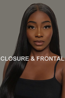 Lace closure and lace frontal closure