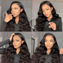 13*6 LACE FRONTAL LOOSE WAVE/ LOOSE CURLY WIG 150% DENSITY