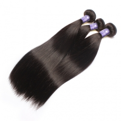 3PCS HUMAN HAIR BUNDLES  STRAIGHT TEXTURES​​​​​​​