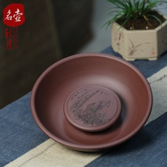 Chinese Teapot Tea Accessories Traditional Design Yixing Purple Clay Pots wholesale