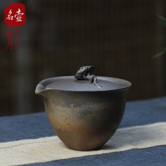 H184Chinese Teapot Tea Accessories Traditional Design Yixing Purple Clay Pots wholesale