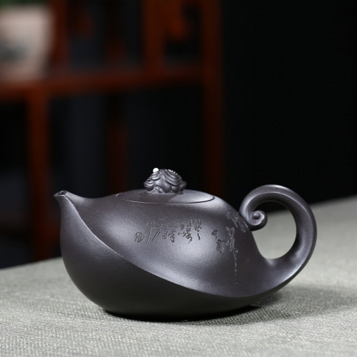 Chinese Teapot   Yixing Purple Clay Pots wholesale