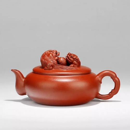 yixing teapot clayteapot chinese pot duanni clay HL001