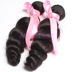 Full cuticle cheap brazilian hair loose wave wholesale online