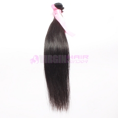Top grade wholesale straight  peruvian remy hair bundles virgin human hair