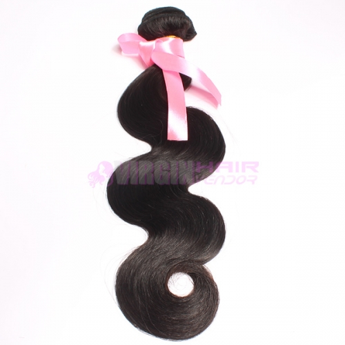 "8""-30""inch Top grade Natural  Virgin Malaysian body wave human hair extension"