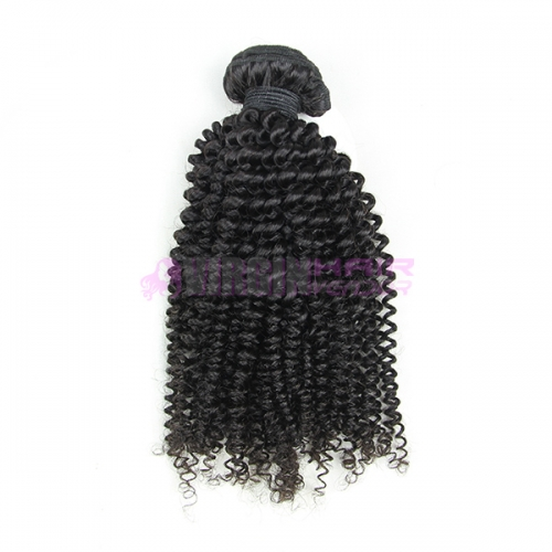 Good grade 8-30 inch No mixture or no sythetic 100% kinky curl malaysian virgin hair weave