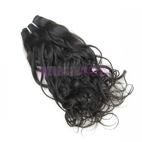 Good grade 8-30 inch wholesale natural wave virgin hair extensions