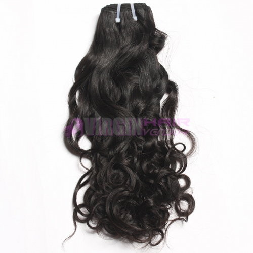 Super grade 8-30inch Soft Peruvian Hair Natural Raw Hair Weaving