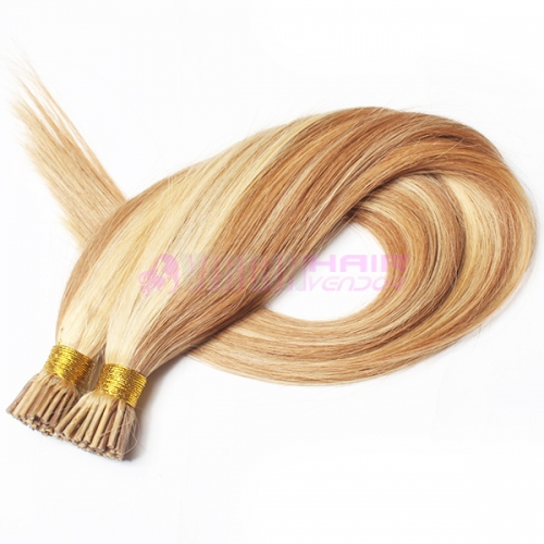 I-Tip hair extensions Wholesale Price Human Hair extensions