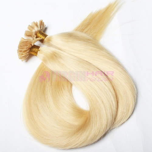 natural straight i tip/u tip/flat tip good grade brazilian hair