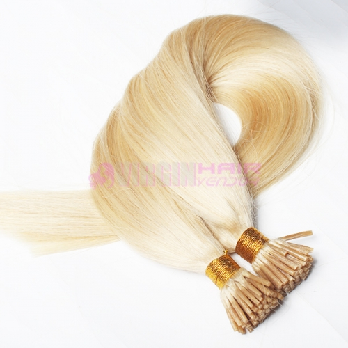 pre-bonded hair extension brazilian natural straight i tip hair extensions kinky curly 40 inch hair extensions