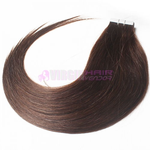 Indian Remy Temple Hair Tape Hair #2