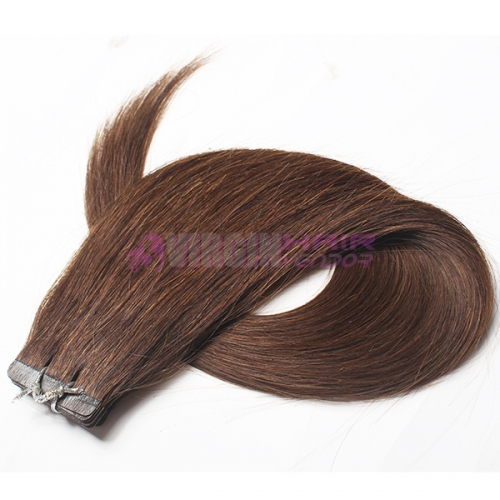 Wholesale Brazilian Hair Skin Weft Tape Hair Extension #4