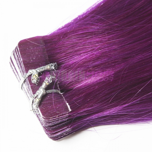 Good quality natural straight hair 100% tape hair 2.5gram/pcs, 40pcs per pack