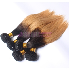 2016 new arrive cheap ombre hair wholesale Brazilian hair